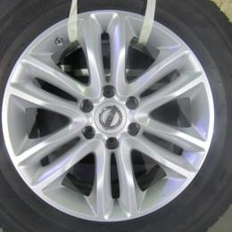 Диск бу литой оригинальный R20 J8 6x139.7 Nissan  - 0004441