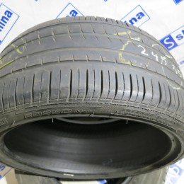 Pirelli P Zero Rosso 245 35 R18 бу - 0004685