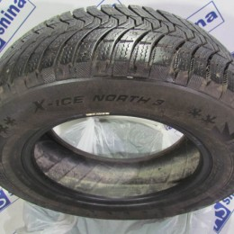 Michelin X-Ice North 3 215 65 R16 бу - 0007142