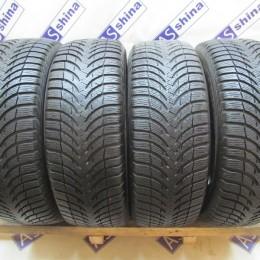 Michelin Alpin A4 195 60 R16 бу - 0010191