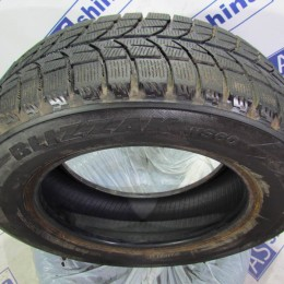 Bridgestone Blizzak WS-60 195 65 R15 бу - 0010815