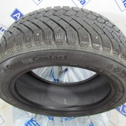 Continental ContiIceContact 205 55 R16 бу - 0017610