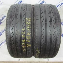 Pirelli P Zero Nero 225 40 R18 бу - 00534