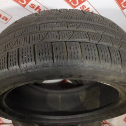 Pirelli Winter Sottozero 240 225 45 R17 бу - 00857