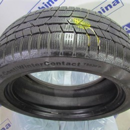 Continental ContiWinterContact TS 830 P 225 50 R17 бу - 01119