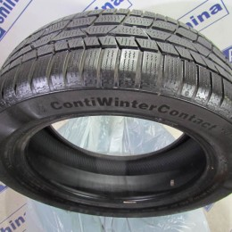 Continental ContiWinterContact TS 830 P 225 55 R17 бу - 01602