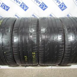 Bridgestone Potenza S001 255 35 R19 бу - 01877
